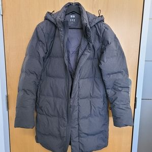 Uniqlo Lightweight Down Coat